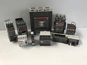 Elektromaterial-Ankauf